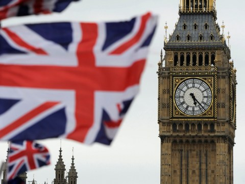We're happier in Britain than we were a year ago – it's official