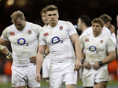 Stuart Lancaster admits England 'didn't turn up' in Six Nations decider