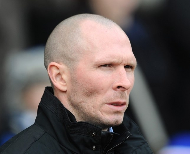 BLACKBURN, ENGLAND - MARCH 17:  Blackburn Rovers manager Michael Appleton looks on during the npower Championship match between Blackburn Rovers and Burnley at Ewood park on March 17, 2013 in Blackburn, England.  (Photo by Chris Brunskill/Getty Images)