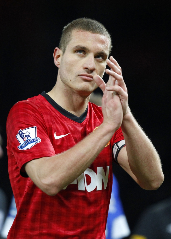 Nemanja Vidic: We just can't let Manchester City back into the race this time