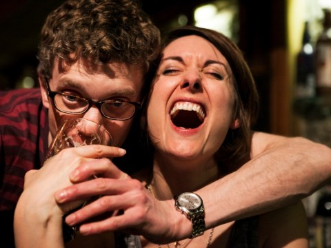 Soho Theatre romcom Dirty Great Love Story is a dirty great delight