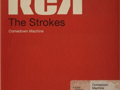 Album review: The Strokes embrace 1980s synth pop on Comedown Machine