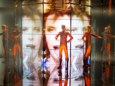 Gallery: 'David Bowie Is' exhibition at the Victoria and Albert museum 2013
