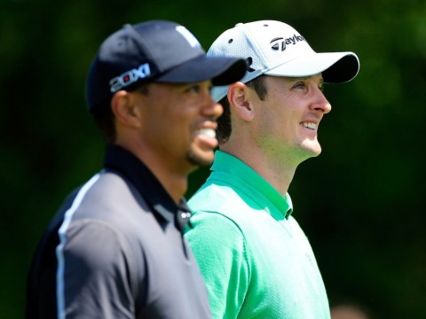 Justin Rose leads Arnold Palmer Invitational with Tiger Woods in pursuit