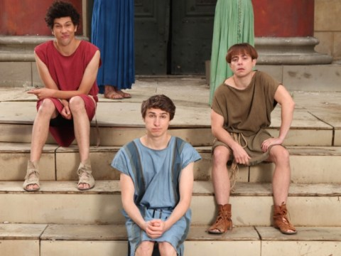 Plebs is the latest sitcom to play the old Empire for laughs