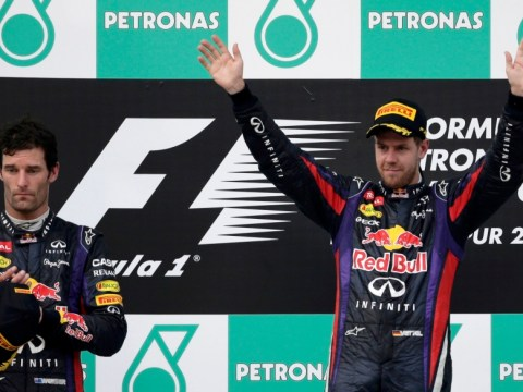 Sebastian Vettel faces Red Bull rap after defying team orders to edge out Mark Webber in fiery Malaysian Grand Prix