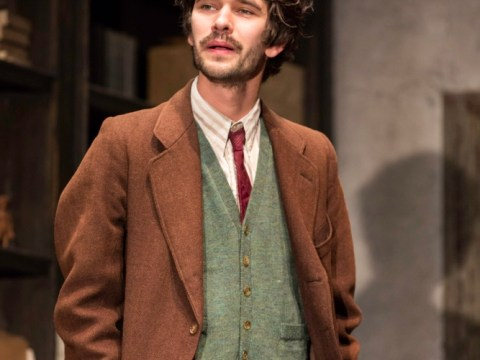 Theatre review: Ben Whishaw and Judi Dench are dream casting in Peter And Alice