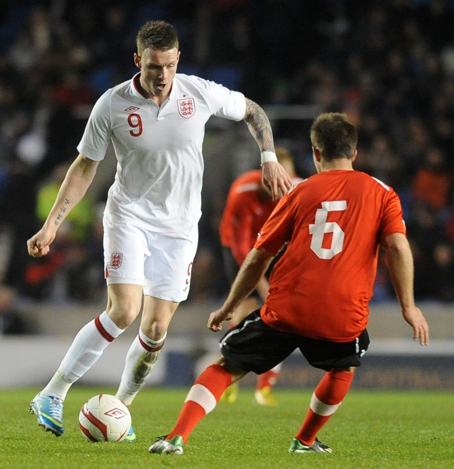 Connor Wickham: Young Lions ready to take on European Championships