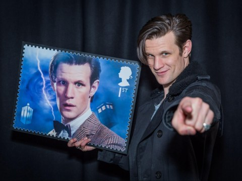 Gallery: Doctor Who 50th anniversary stamps released by Royal Mail