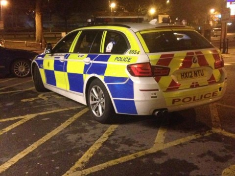 Police officers quizzed after parking in disabled bay at McDonald's