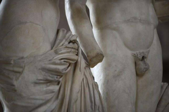 Mars and Venus, restored.