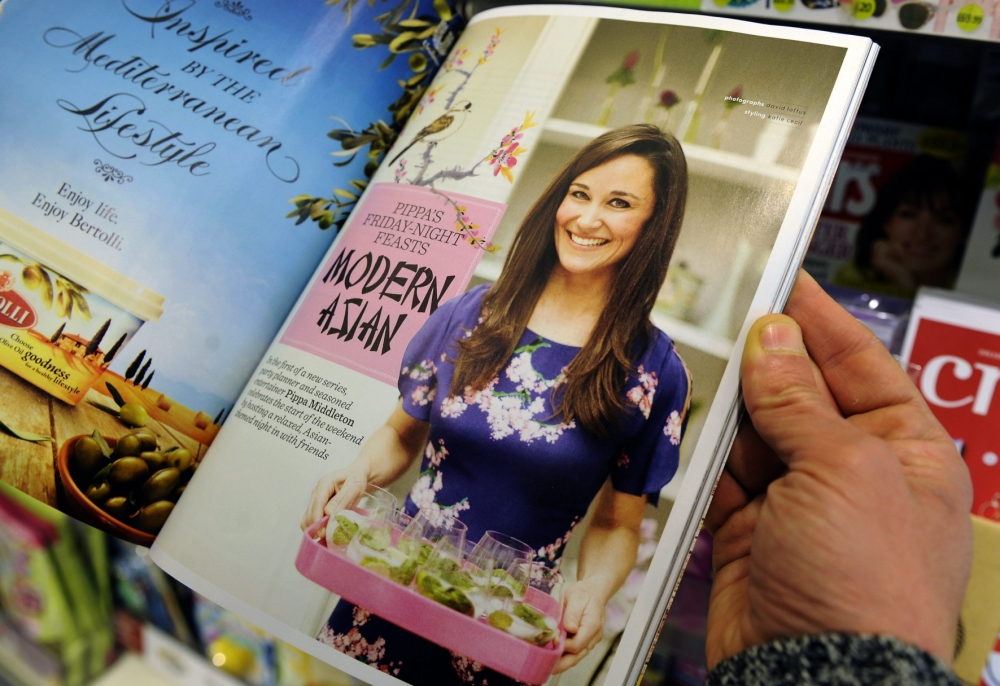 Nine pearls of wisdom from Pippa Middleton's first Waitrose column