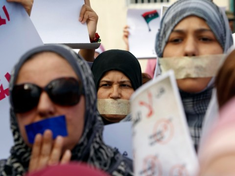 Three British aid workers 'kidnapped and raped' in Libya