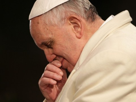 Pope Francis tells atheists: Do good and we will meet one another