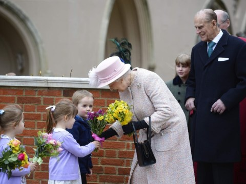 Gallery: The Royal Family attend Easter service