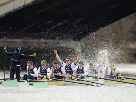 Gallery: Oxford and Cambridge Boat Race 2013