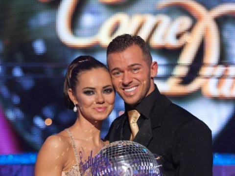 Strictly Come Dancing's Kara Tointon and Artem Chigvintsev's relationship 'on the rocks'