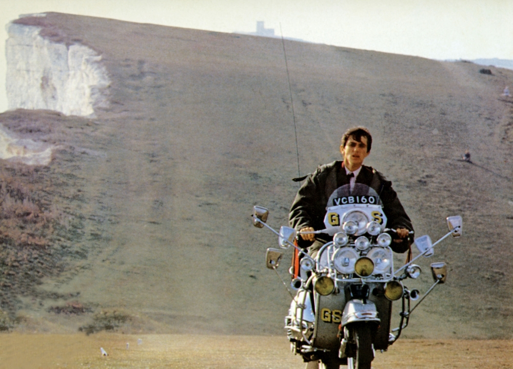 Quadrophenia, starring Phil Daniels as Jimmy (Picture: File)