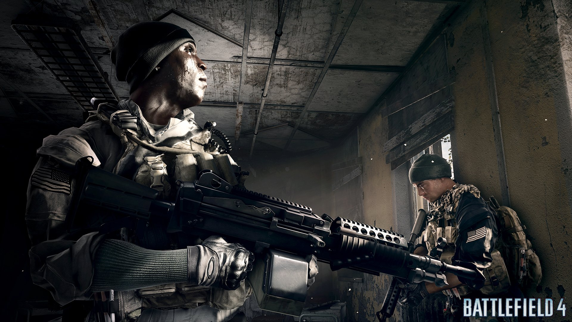 Battlefield 4 - photorealism at last?