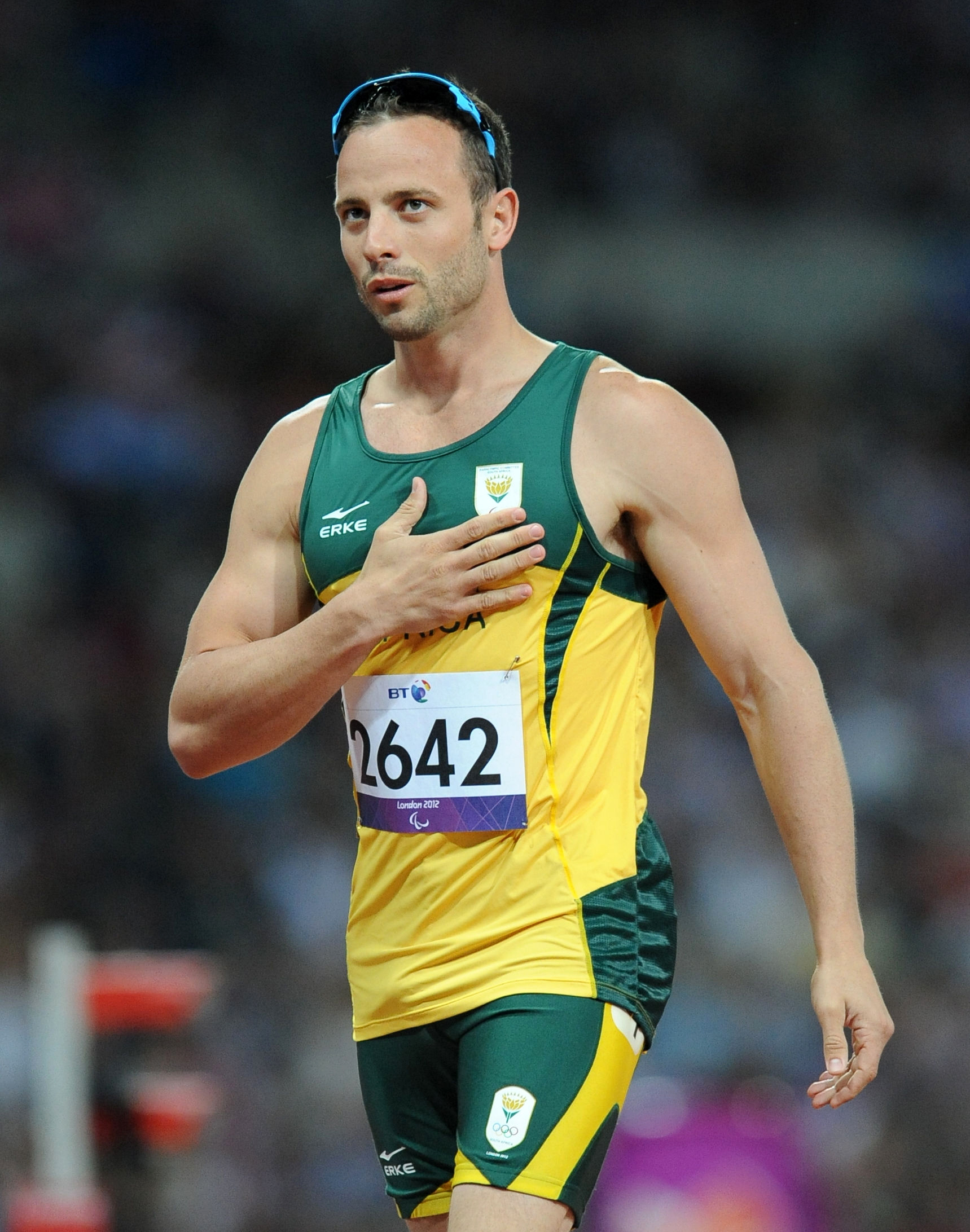 Oscar Pistorius 'not ready' to compete again this year