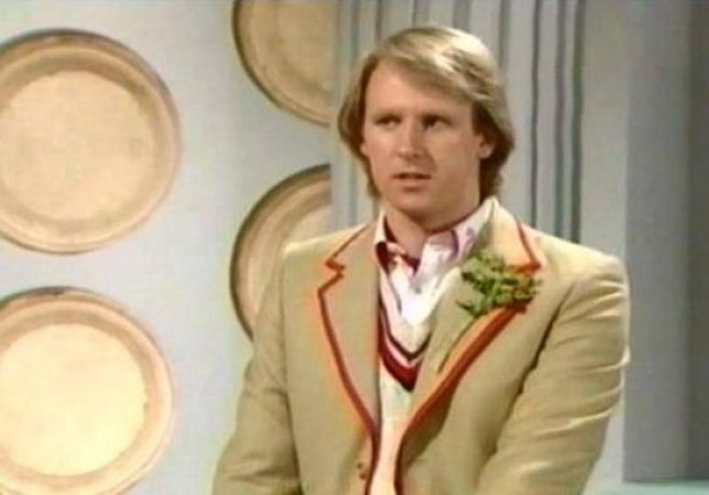 Peter Davison starred in the series until 1984 (Picture: BBC)