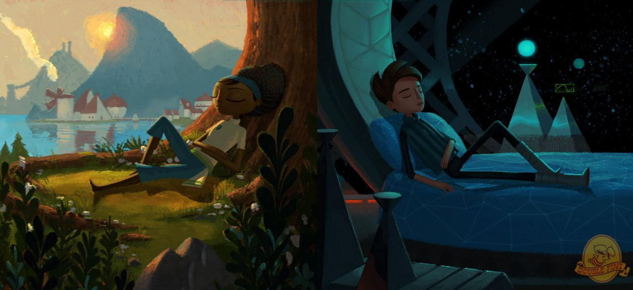 Double Fine Adventure revealed as Broken Age