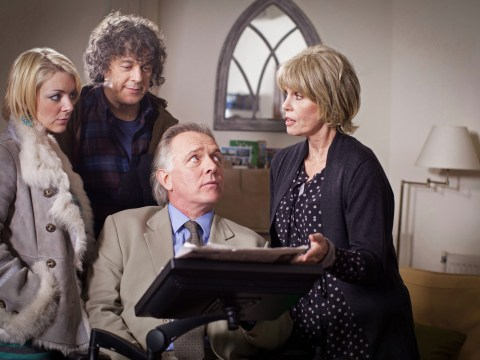 Jonathan Creek star Alan Davies: I'd love Stephen Fry to appear on the show