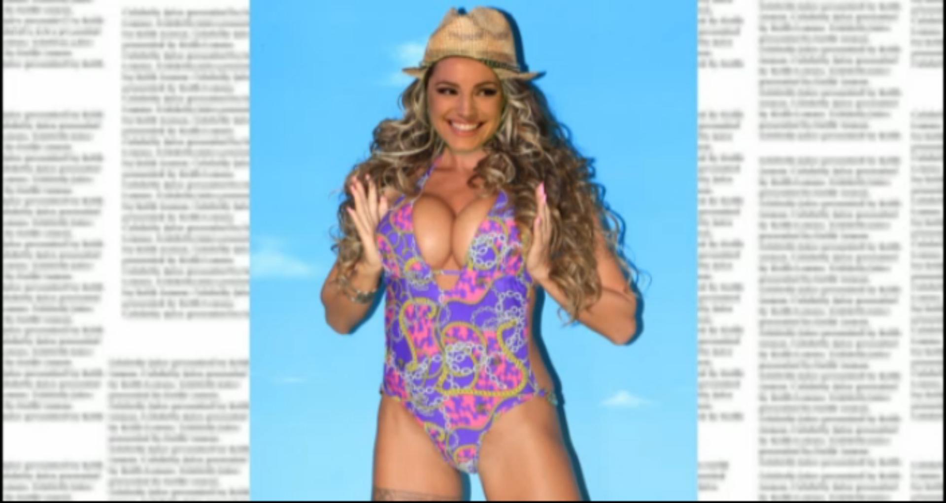 Kelly Brook reignites Katie Price feud with Celebrity Juice jibe