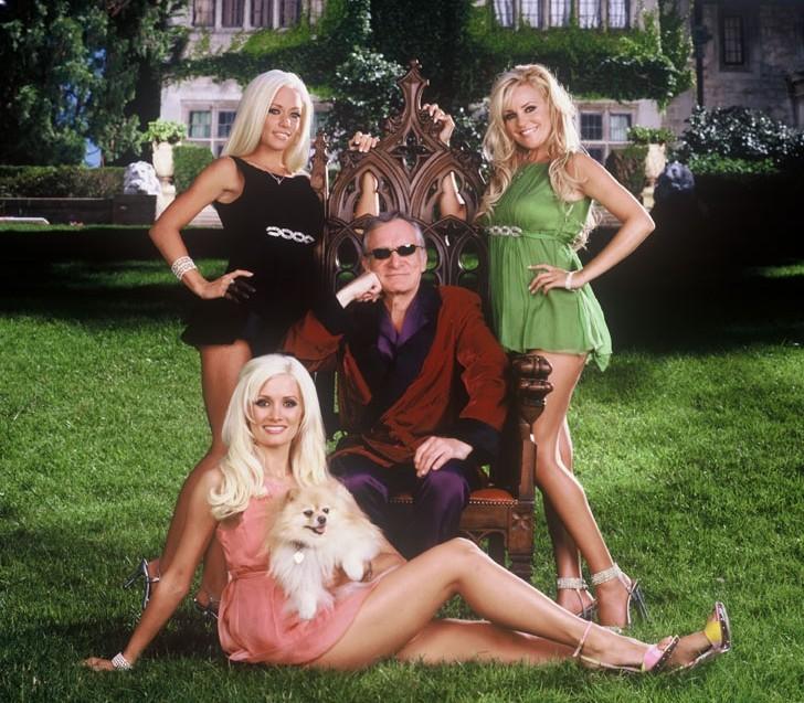 Hugh Hefner, Playboy
