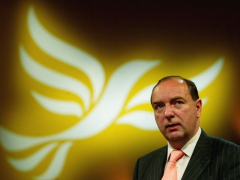 Railway minister Norman Baker could hit buffers laying down tracks