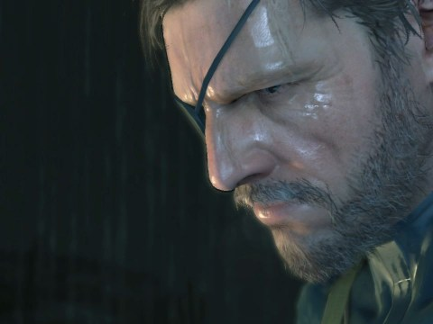 Metal Gear Solid V: The Phantom Pain revealed, first trailer online