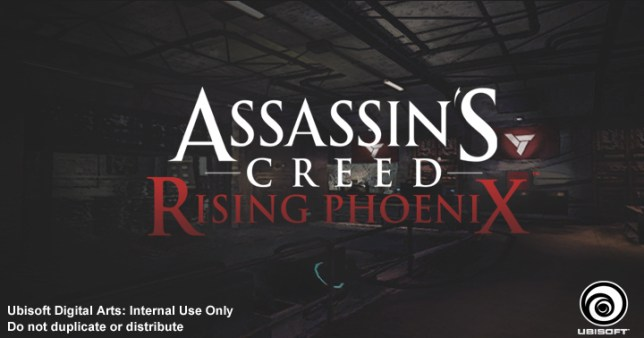 And to think we'd gone a whole week without a new Assassin's creed leak