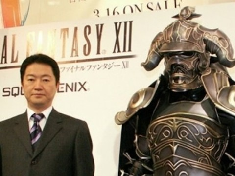Square Enix boss replaced as Tomb Raider underperforms