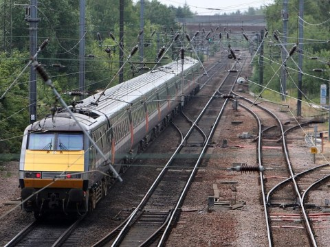 Trains disrupted by weather being 'too hot'