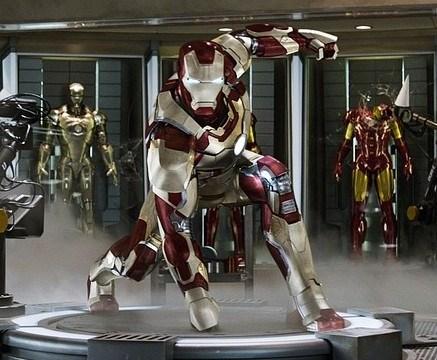 Iron Man 3 special: Football's iron men at No.3