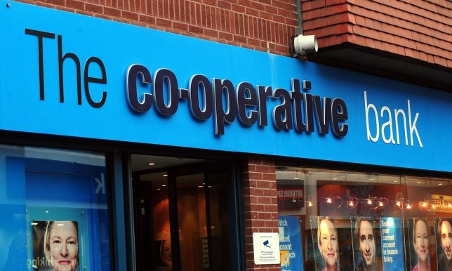 The Co-operative Bank reveals £1.5bn plan to 'secure its future'