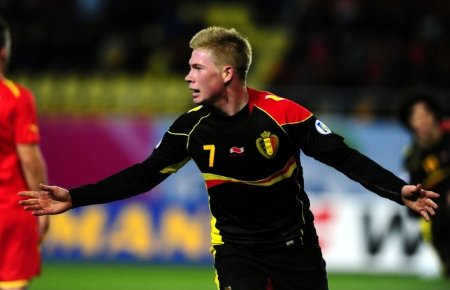 Kevin De Bruyne has impressed for club and country this season (Picture: AP)