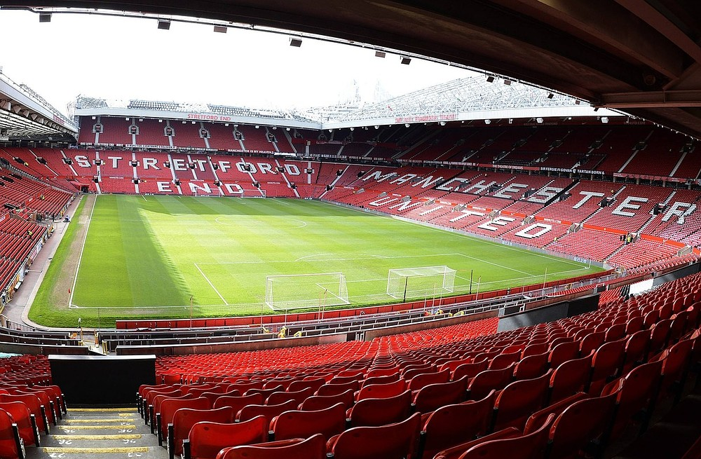 Old Trafford won't be hosting any Rugby World Cup matches in 2015 (Picture: Reuters)