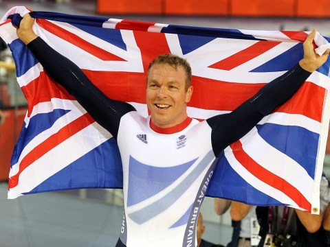 Sir Chris Hoy was the 'face of British cycling', admits Mark Cavendish