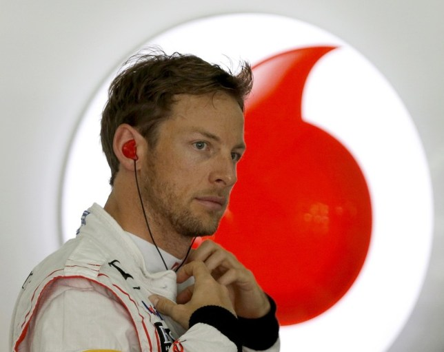 Jenson Button believes McLaren can kick-start their season in China (Picture: Reuters)