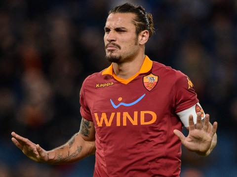 Spurs offered cut price deal for controversial Roma striker Pablo Osvaldo