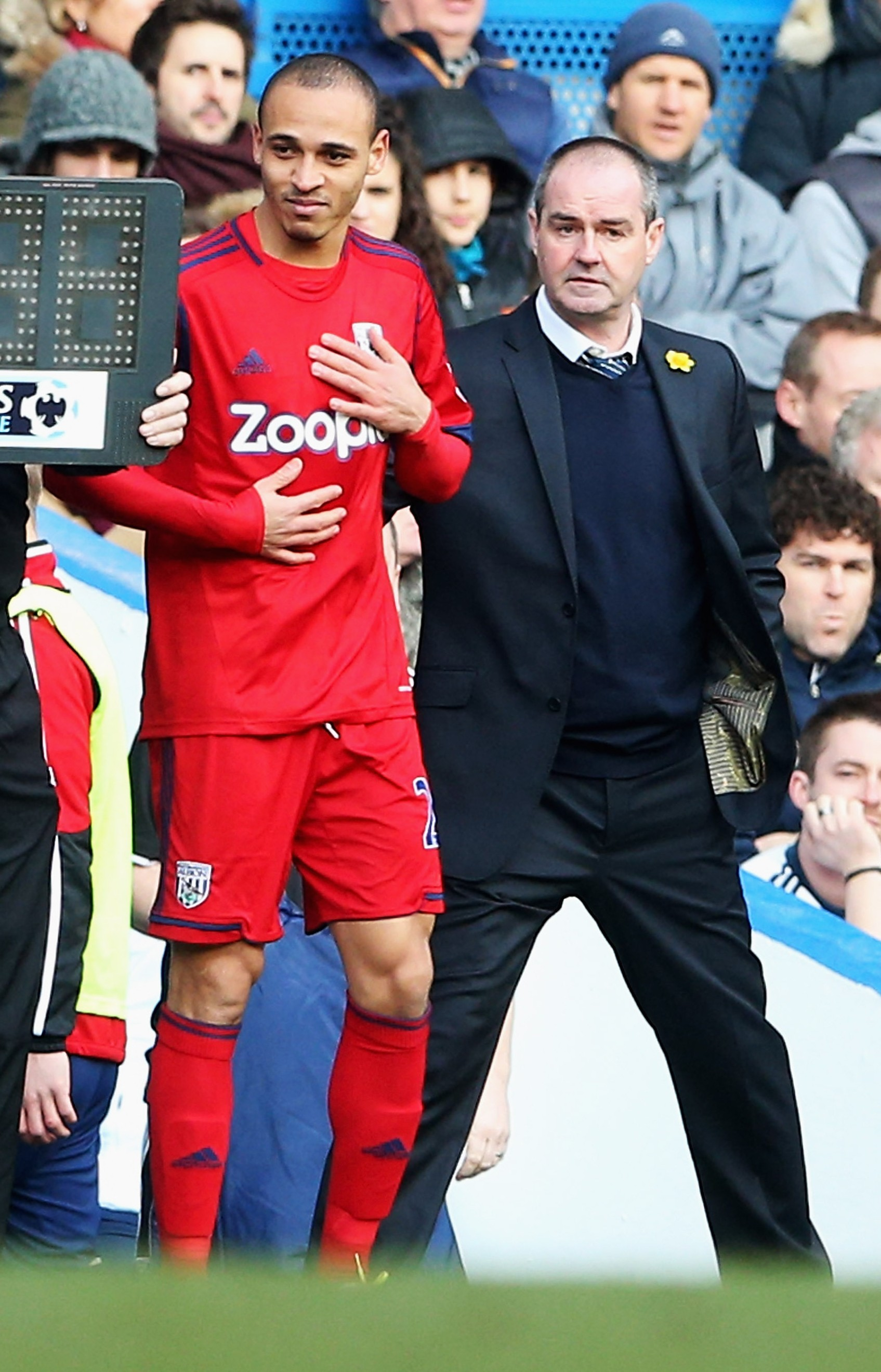 Steve Clarke 'learning Twitter' to try and end Peter Odemwingie's rants