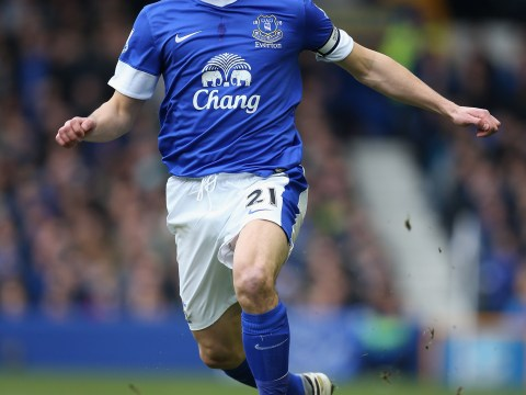 Spurs target summer transfer for Everton contract rebel Leon Osman