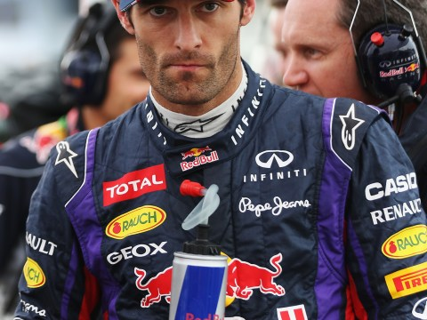Mark Webber made to start last at Chinese Grand Prix after fuel problem