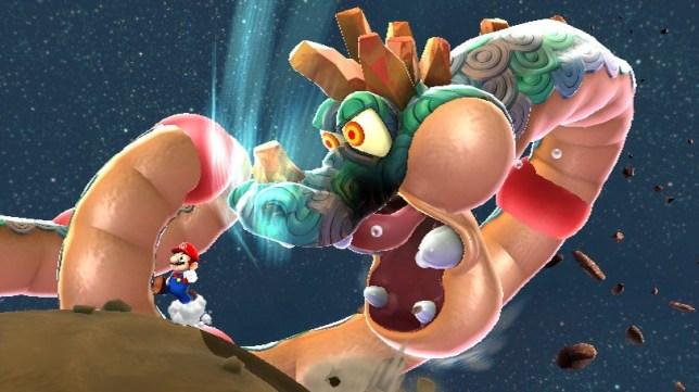 Super Mario Galaxy 2 – expect the unexpected