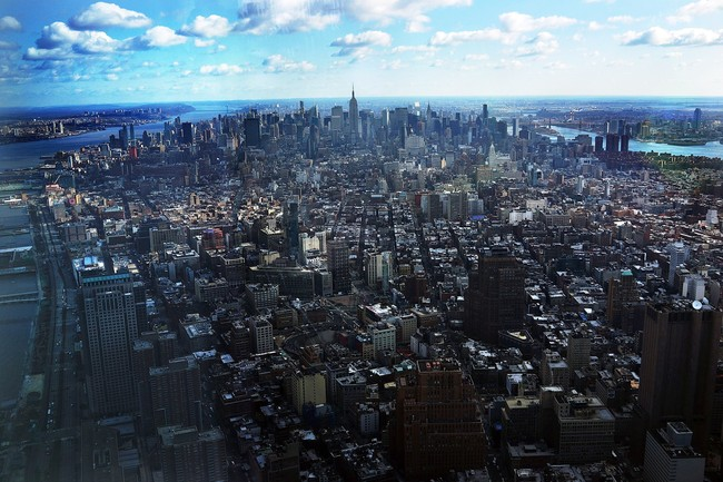 Gallery: One World Trade Center views at Ground Zero – April 2013