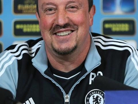 Chelsea fans I meet really like me, insists Rafa Benitez