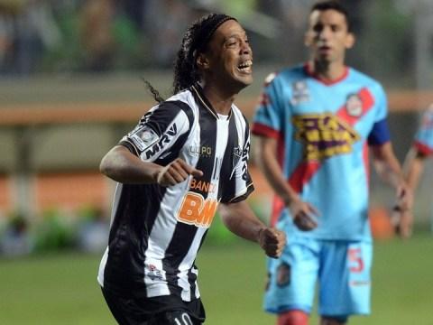 VIDEO: Flipping great tribute to football legend Ronaldinho