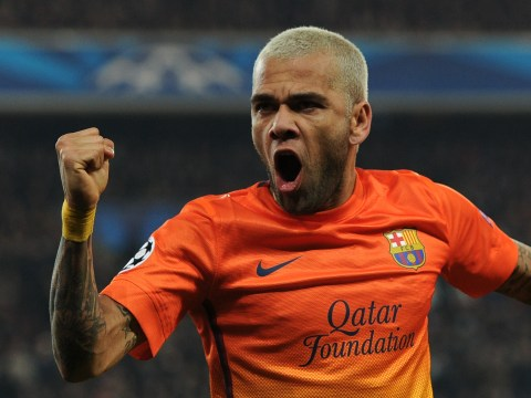 Arsenal 'make transfer move for Dani Alves' as Barcelona star rejects contract offer