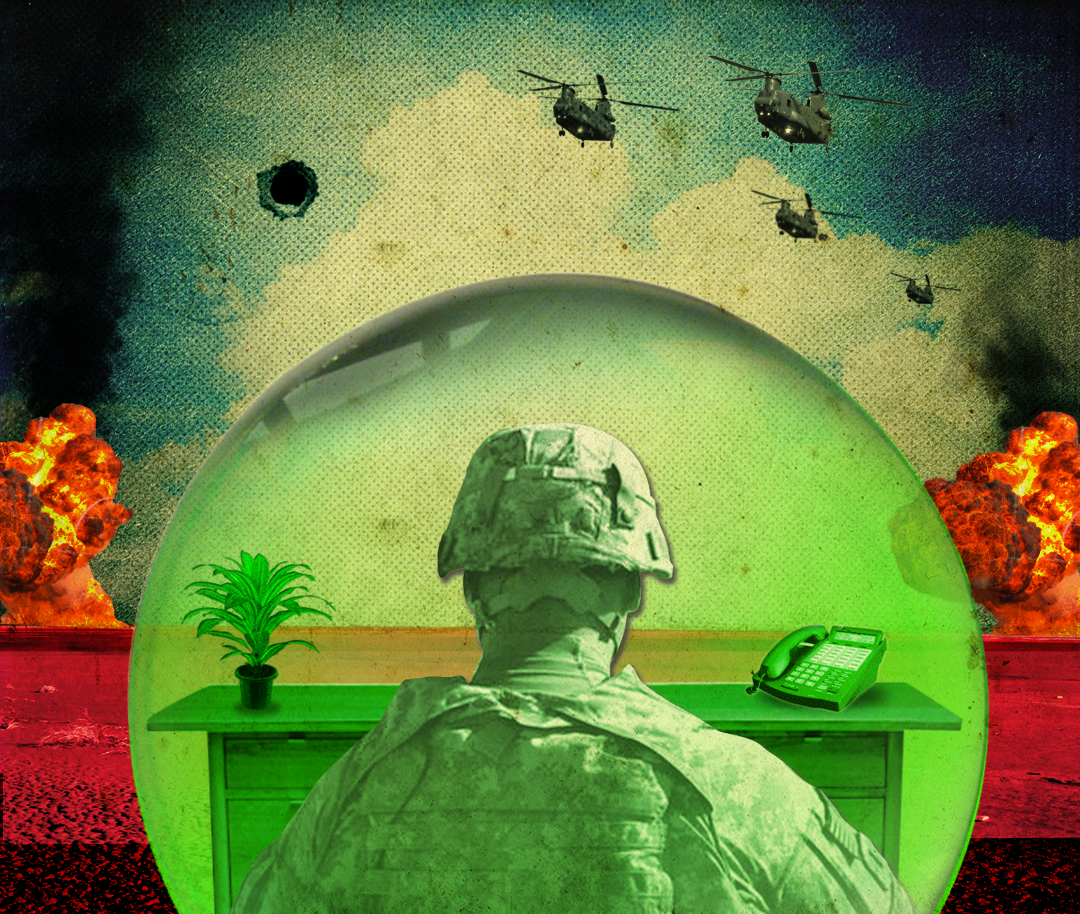 David Abrams' Fobbit: A squirm-inducing insider's view of the Iraq invasion